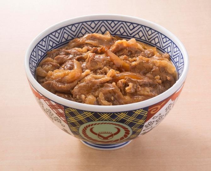 吉野家牛焼肉丼の具15食