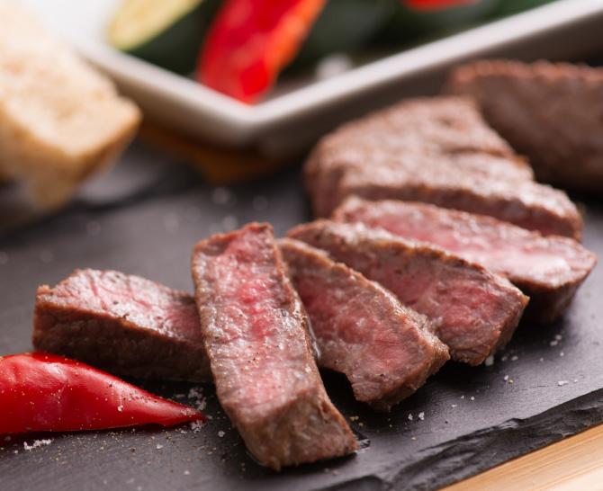 ブランド牛 モモステーキ5種食べ比べ